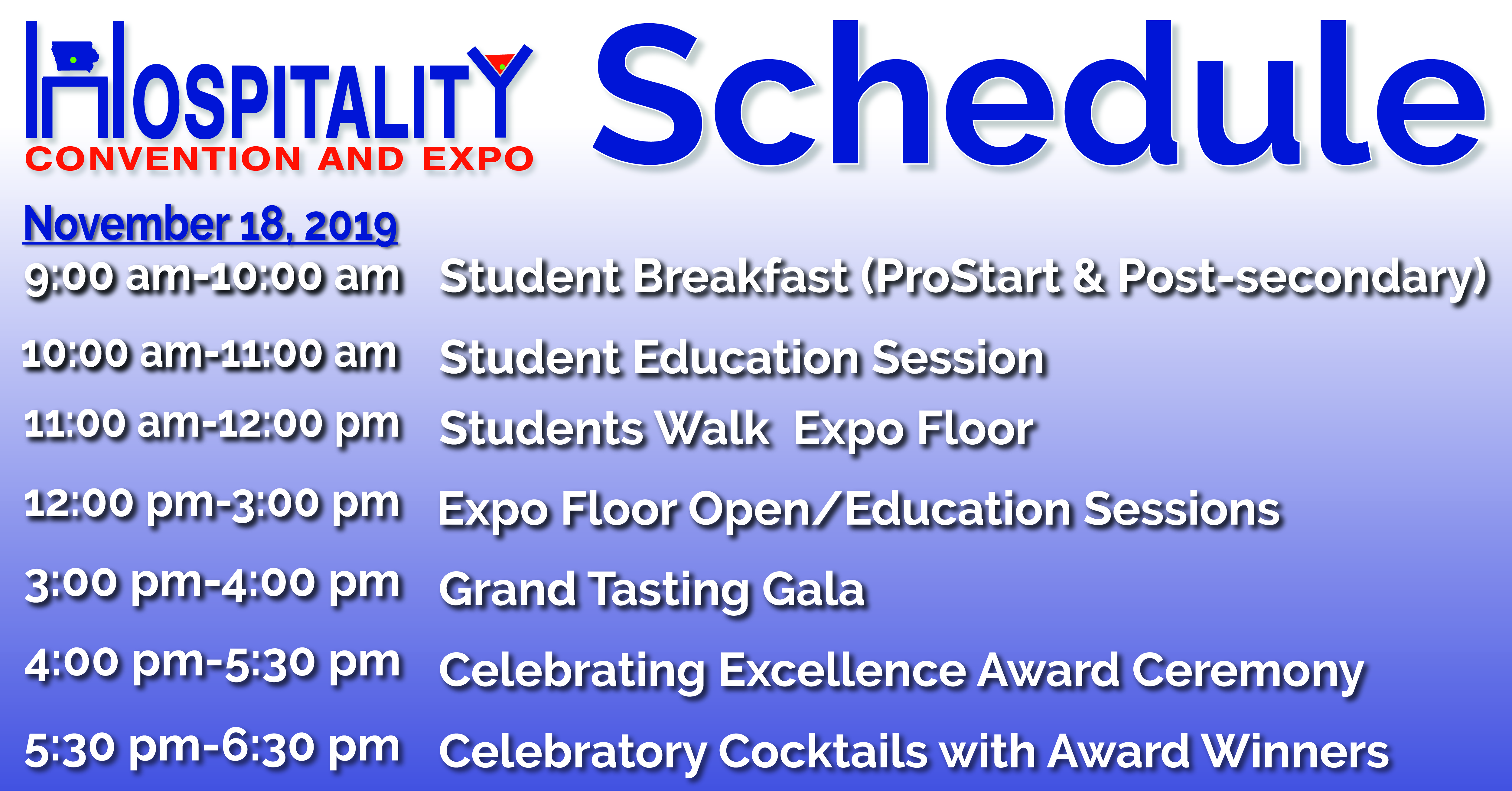 Register for the Iowa Hospitality Convention & Expo - Iowa