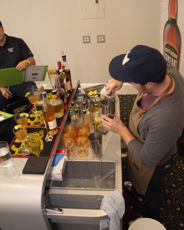 The 2018 Iowa Mixology Competition